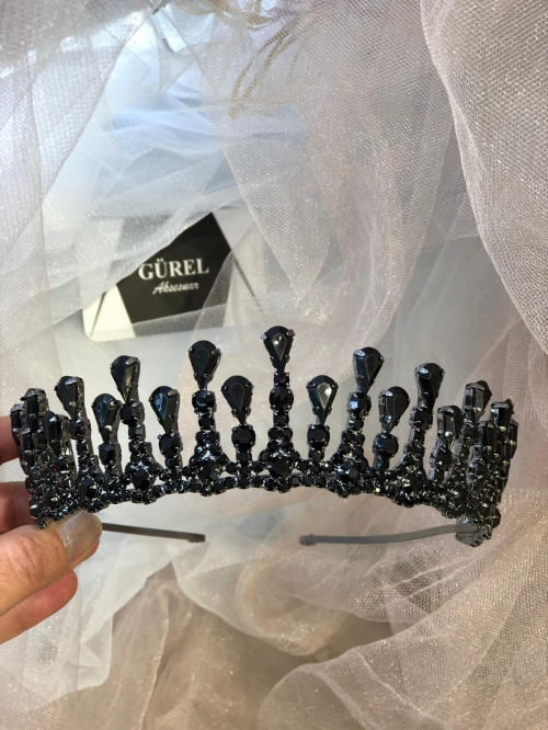 Crystal Smoked Crowns